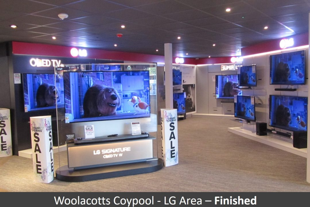 HBH Woolacotts Coypool - AM System